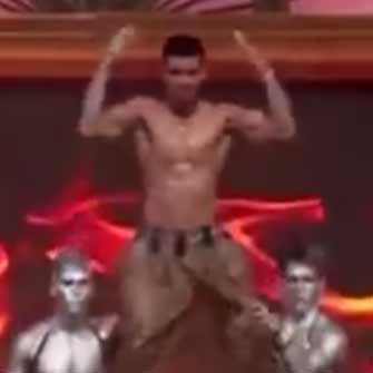 Life OK Screen Awards: Gautam Rode's breath taking performance!