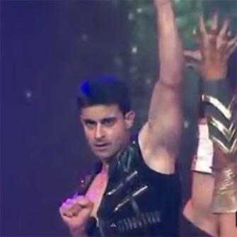 Gautam Rode - Zee Gold Awards Performance